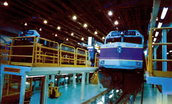 Mechanical Construction Services in Boston, MA – MBTA Engine Terminal